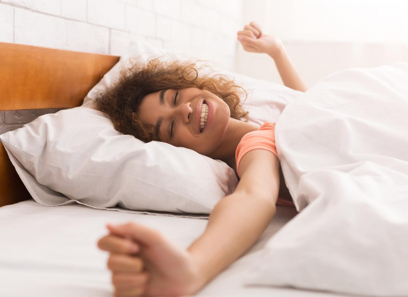ganho de massa muscular beneficios do sono