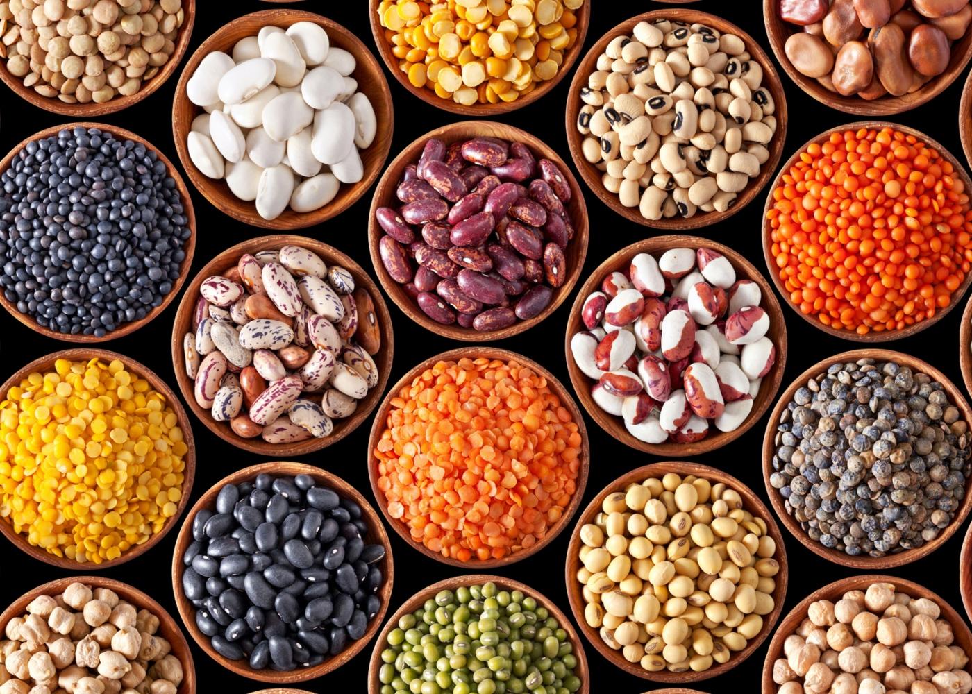 Alimentos que substituem a carne: leguminosas