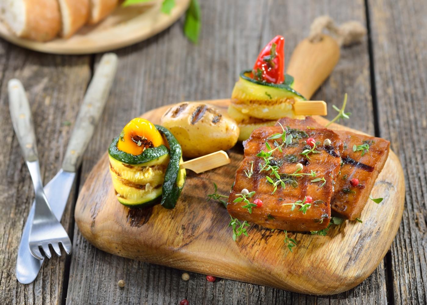 Alimentos que substituem a carne: seitan