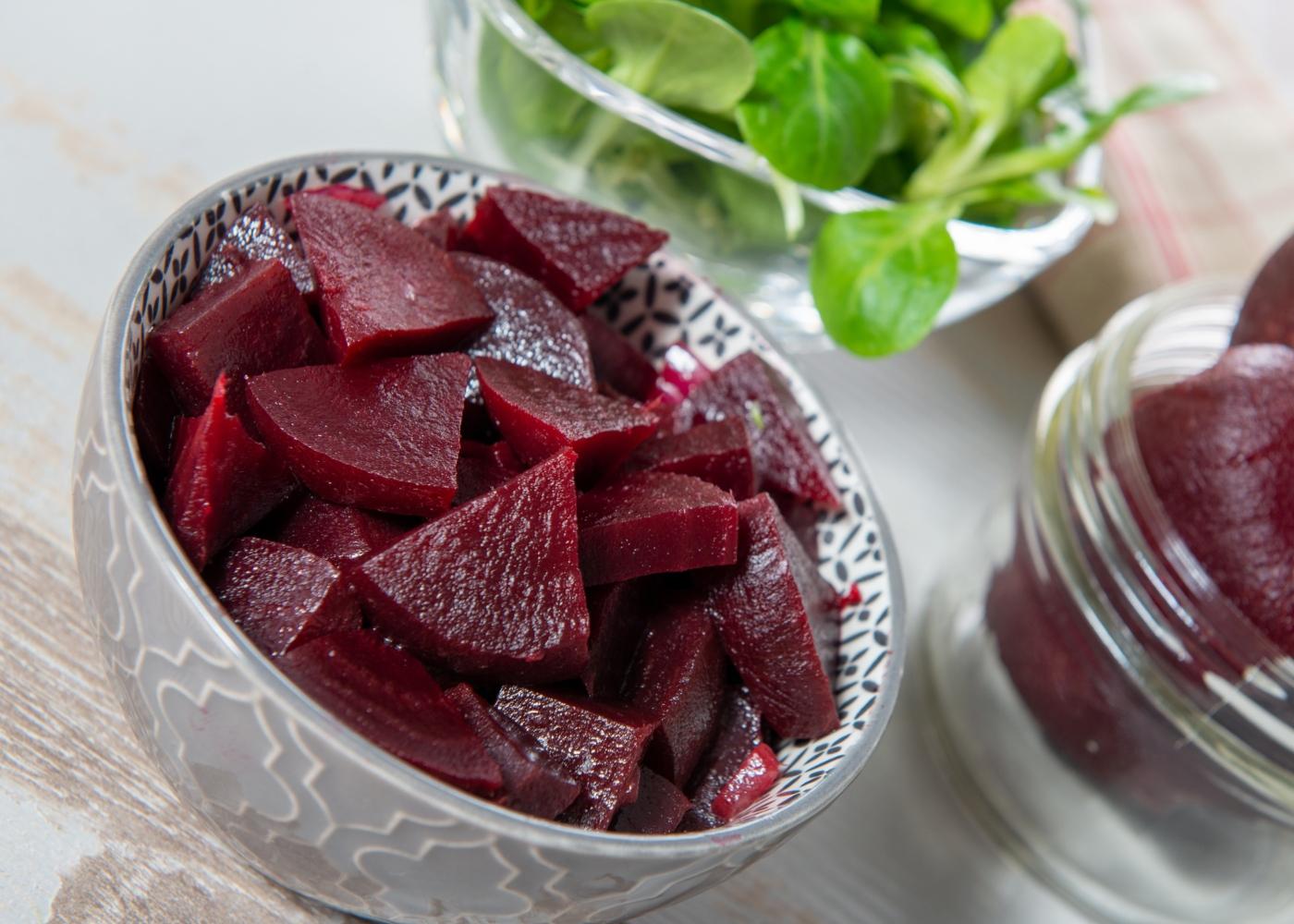 Alimentos que substituem a carne: beterraba