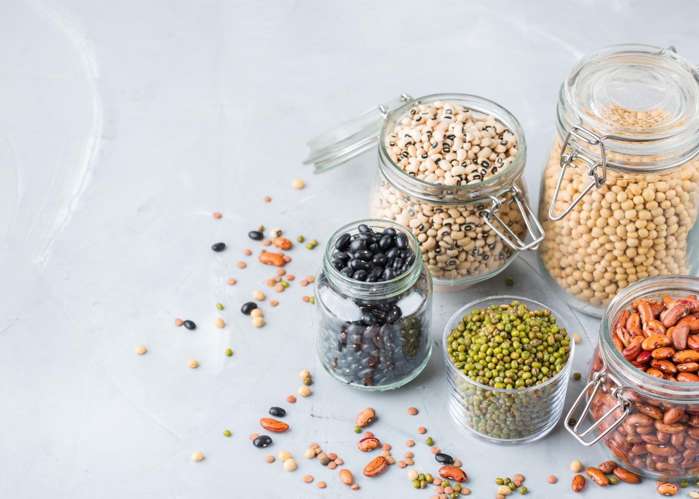 alimentos para engordar leguminosas