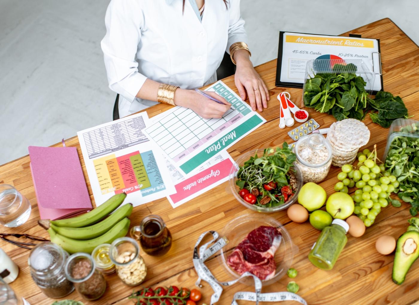 plan de dieta de alimentos para bebés para doblar de peso