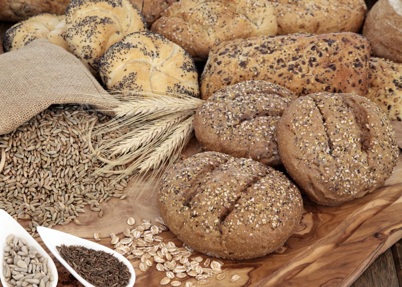 Pão mais saudável