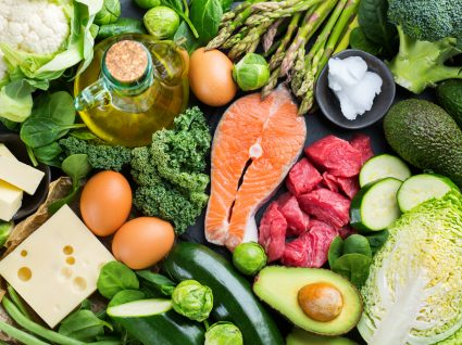 dietas para perder peso variadas