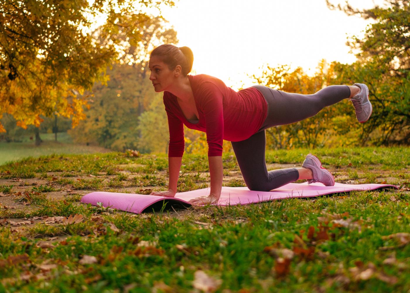 exercicios para gravidas exercicio musculos abdominais e dorsais
