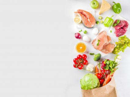alguns alimentos que não devem ser congelados