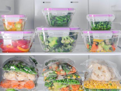 Como conservar alimentos congelados: procedimentos