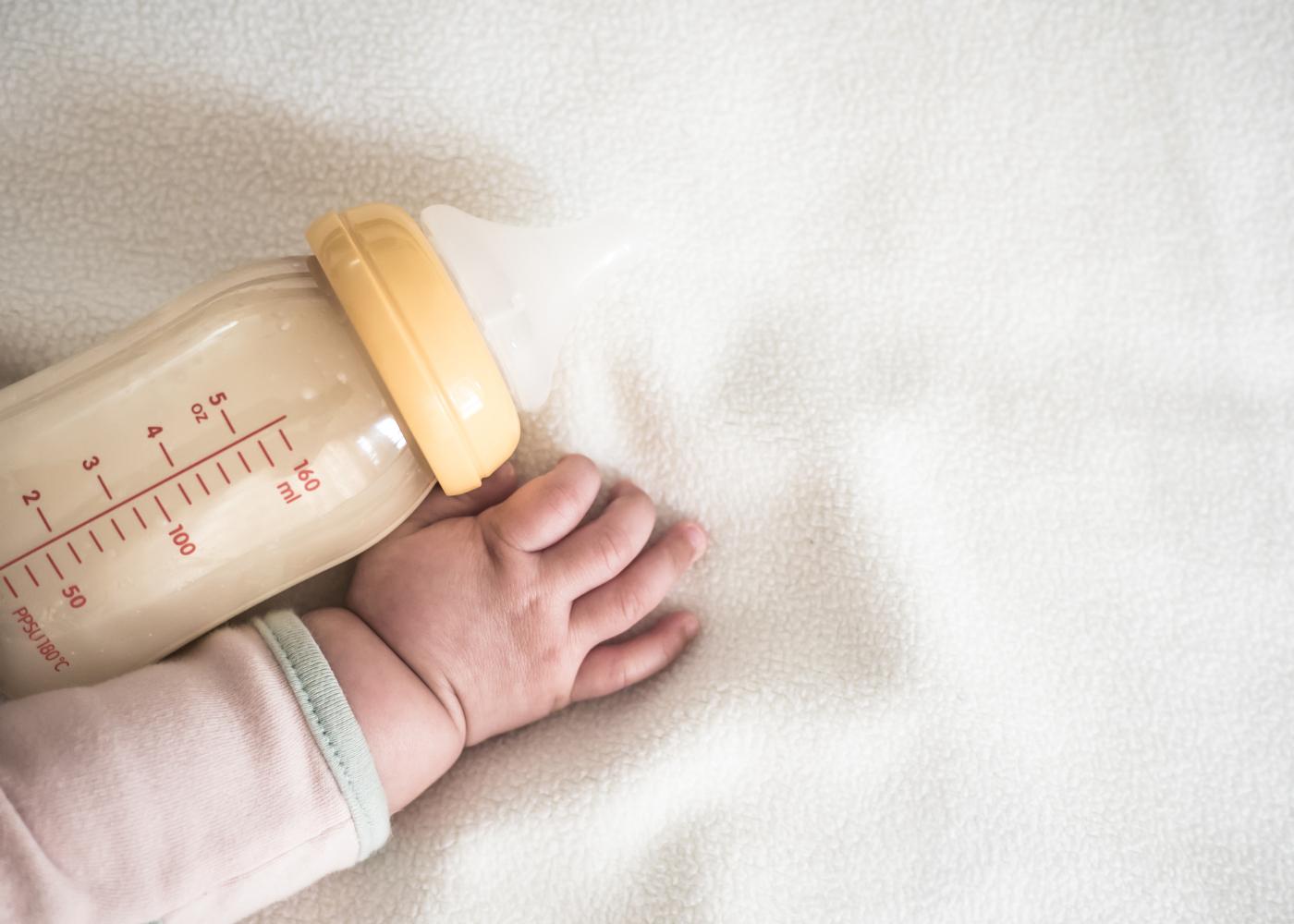 proteina hidrolisada formula infantil