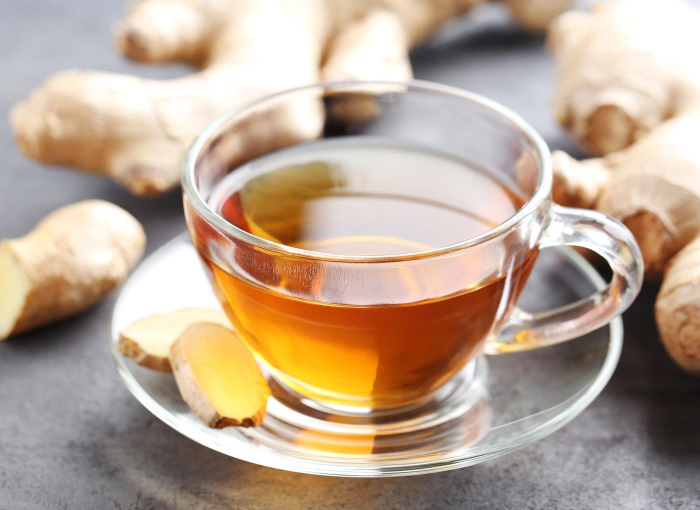 Chás para o estômago: as melhores opções