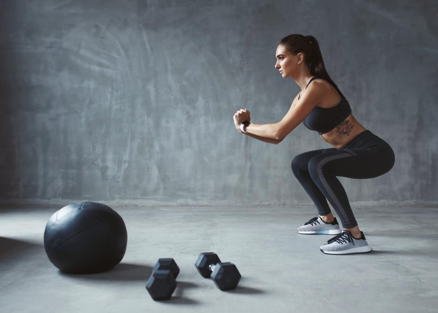 8 exercícios para perder celulite