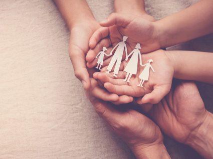 Abono de família para crianças e jovens