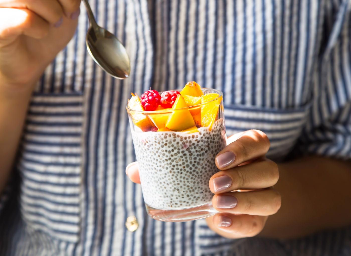 dieta para secar: hábitos diários