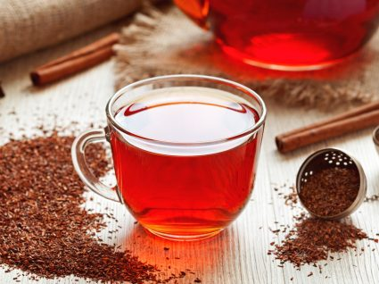Benefícios do Chá de Rooibos