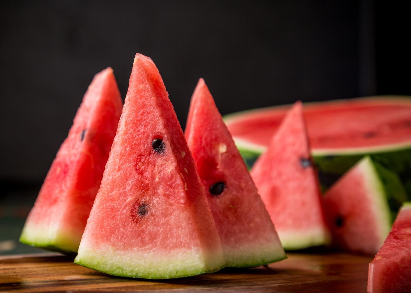 Coisas que não deve guardar no seu frigorífico: melancia