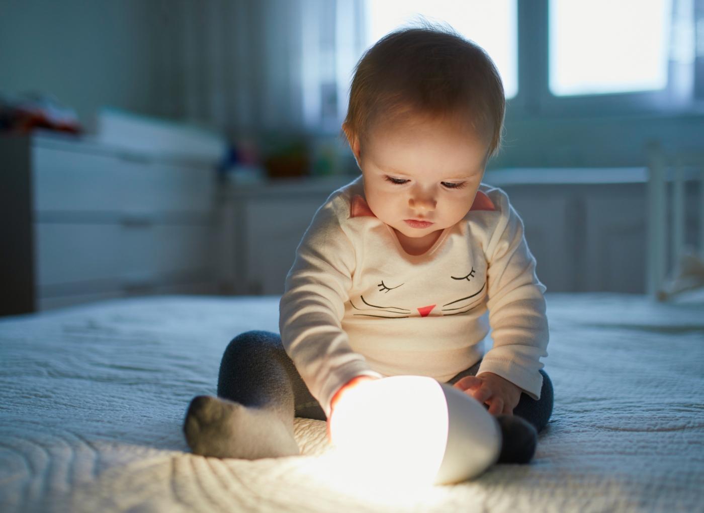 O bebé aos 5 meses de idade: as mudanças nesta etapa da vida