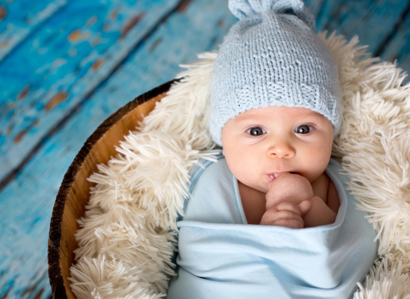 Quando é que os bebés começam a ver?
