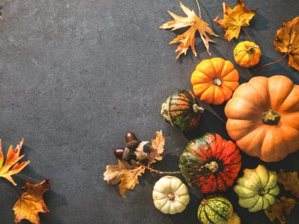 alimentos de outono