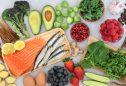 Alimentos com propriedades anti-inflamatórias: variedade de alimentos