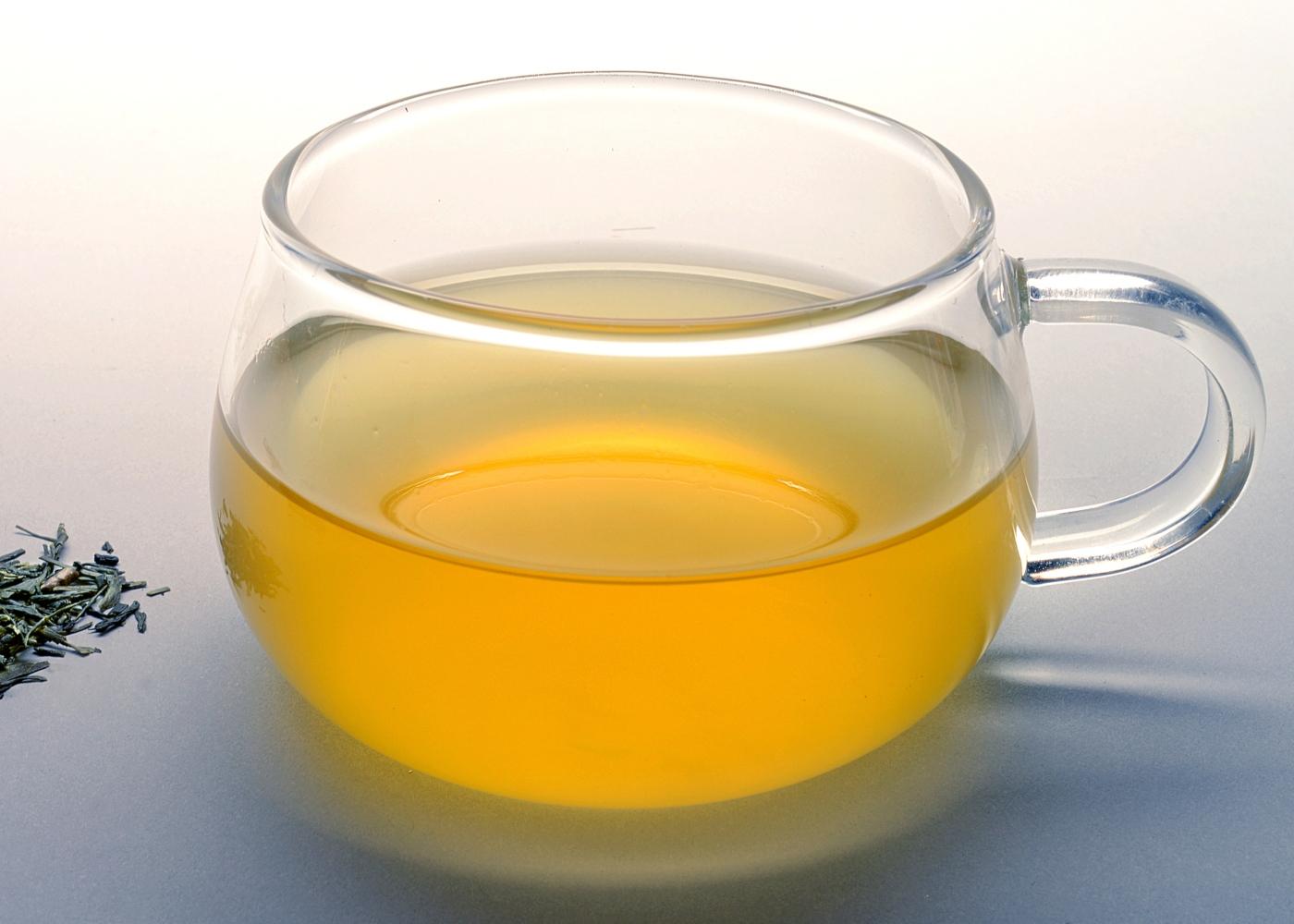 Alimentos com propriedades anti-inflamatórias: chá verde