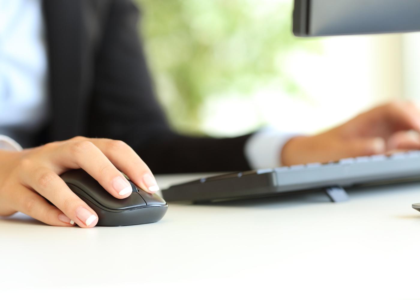 tratar de um negócio online