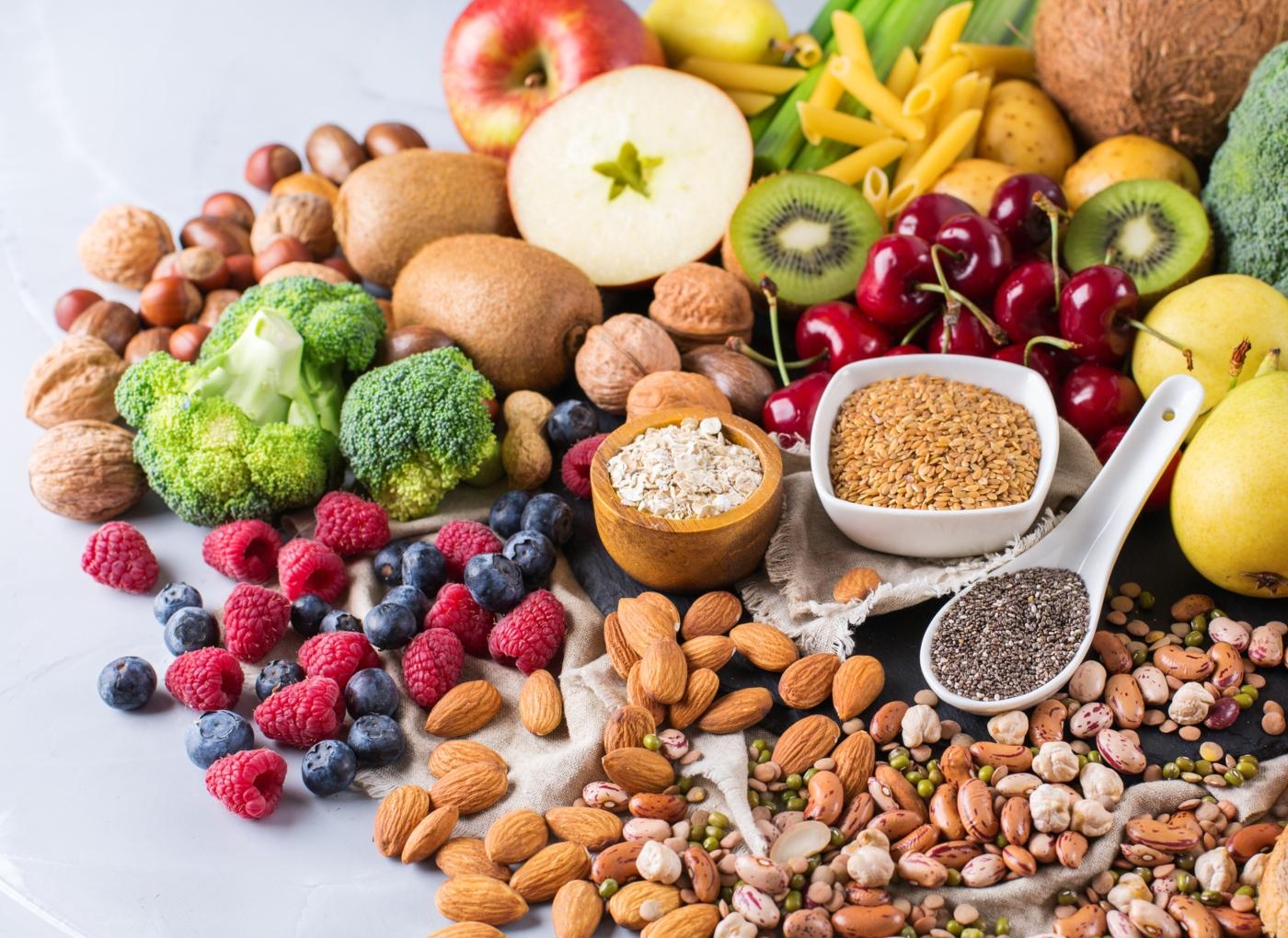 20 alimentos ricos em fibra para uma boa saúde intestinal
