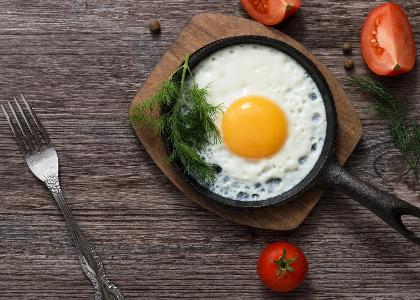 quantos ovos deve comer por dia ovo estrelado