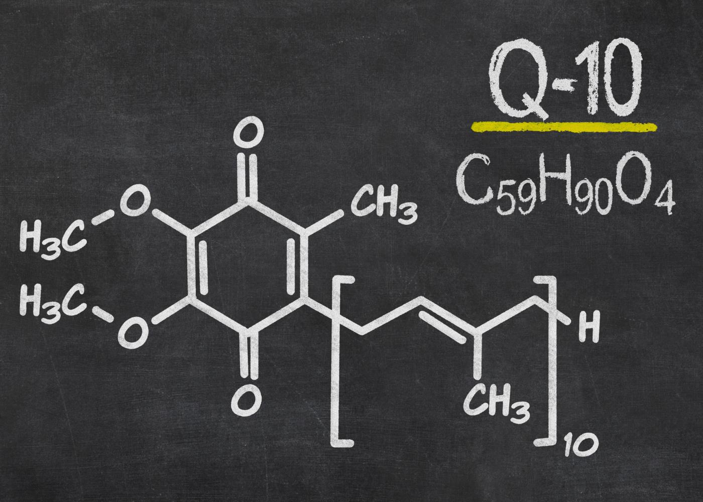 alimentos ricos em coenzima Q10 cadeia q10