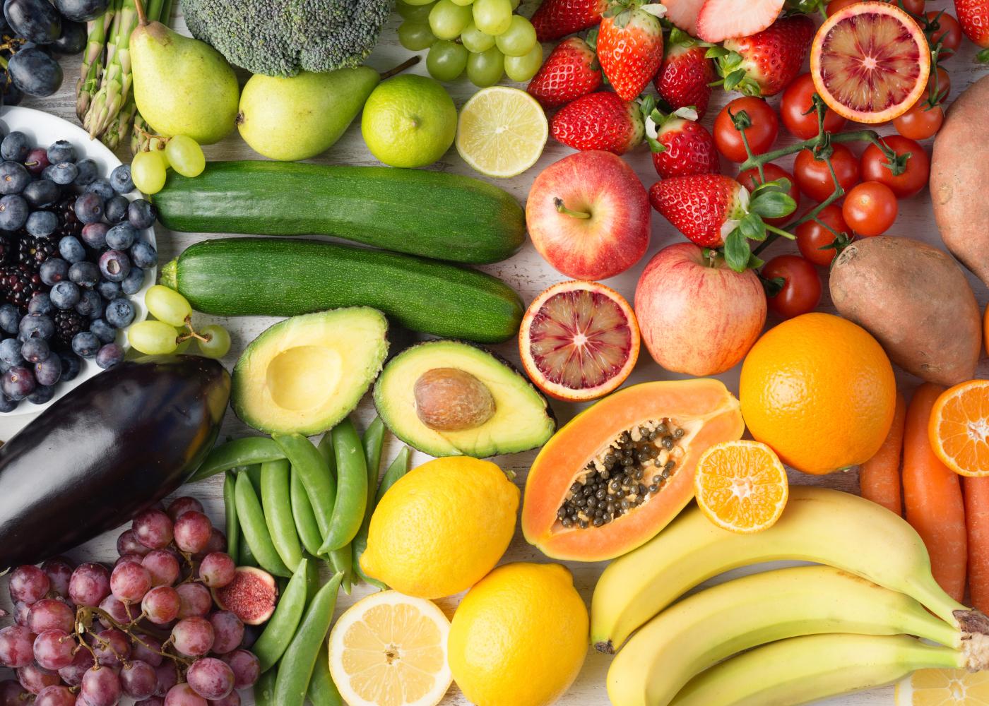 Alimentos para perder barriga: menos volume