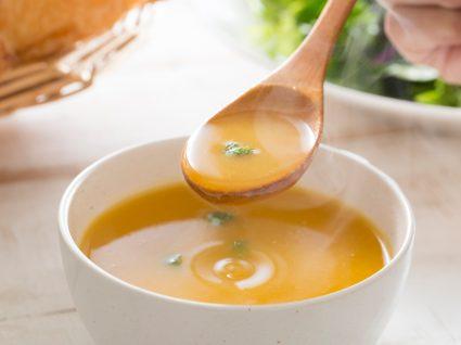 Truques para ajudar as crianças a gostar de sopa