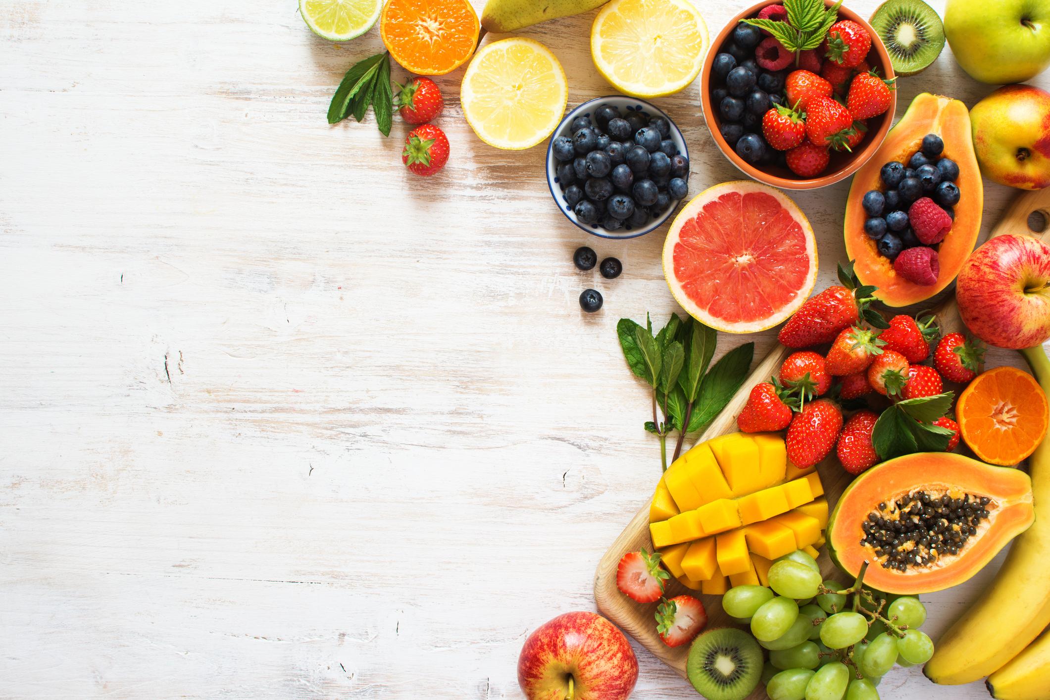 Alimentos ricos em vitamina C: quais são