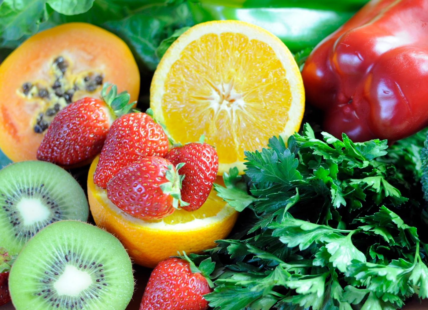 Alimentos ricos em vitamina C: os principais