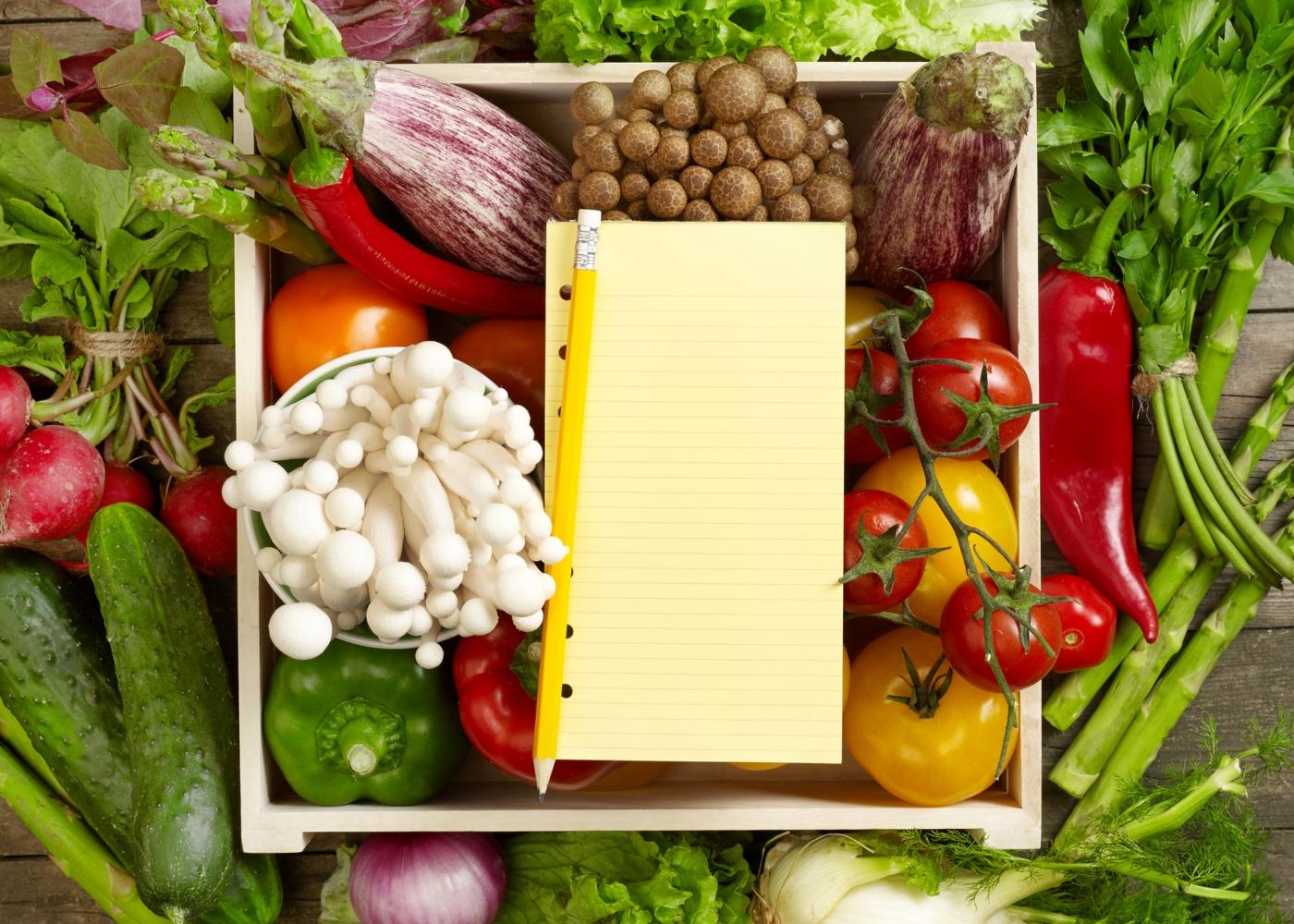 Controlar a ingestão de doces: planear refeições