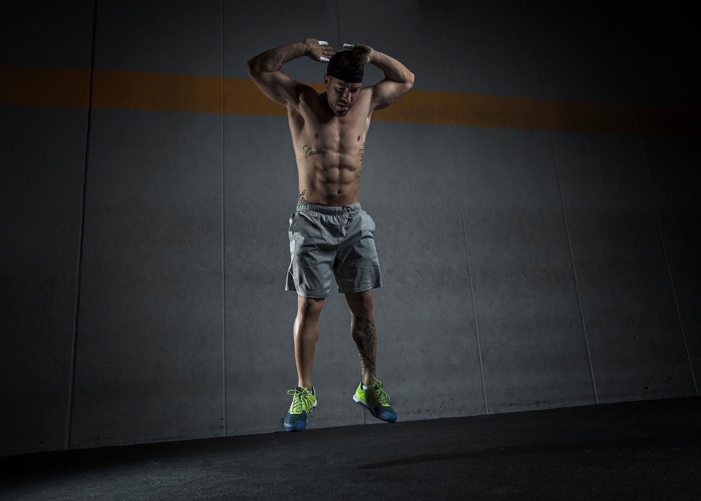 exercicios de resistencia para o fisico