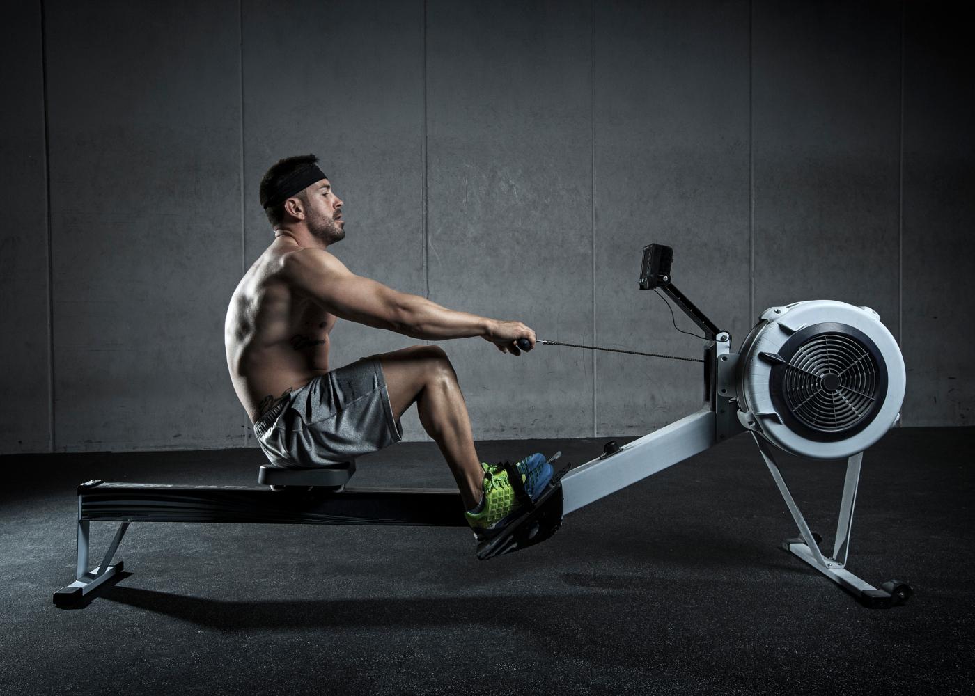exercicios de crossfit para emagrecer homem em remo