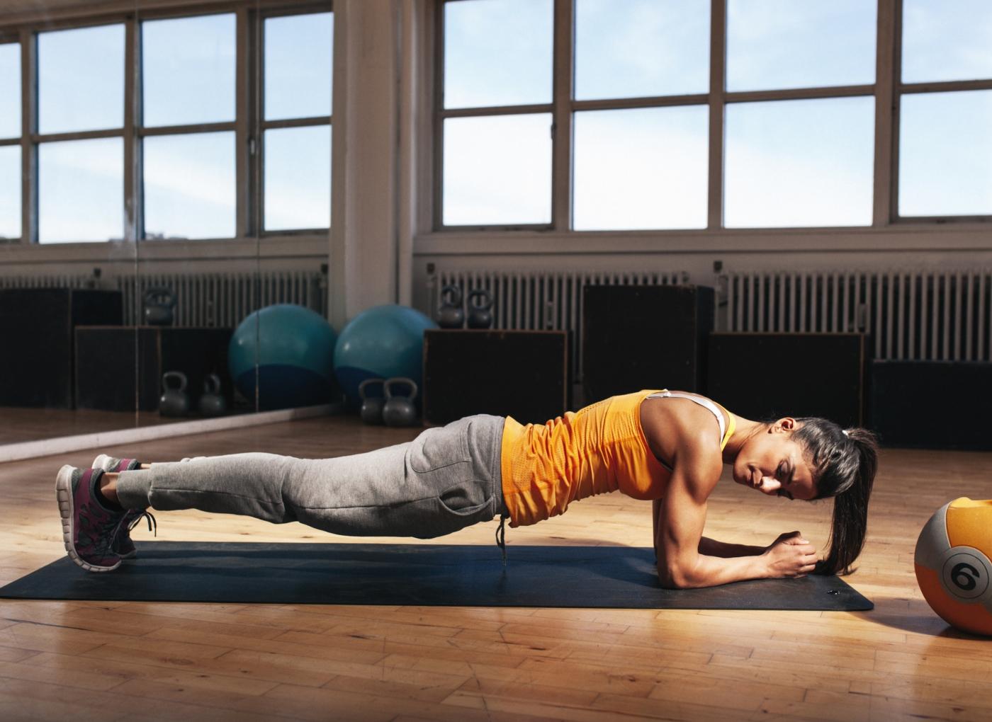 exercicios de musculacao para definicao