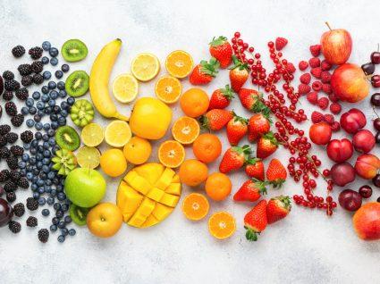 calendário das frutas