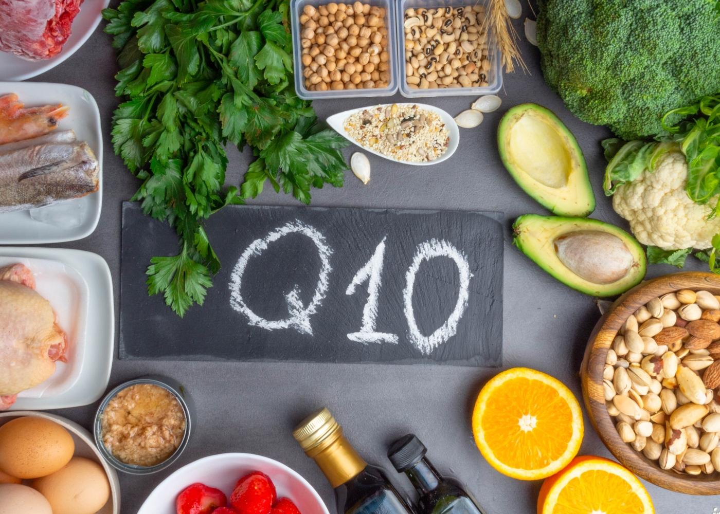 Antioxidantes: alimentos ricos na coenzima Q10