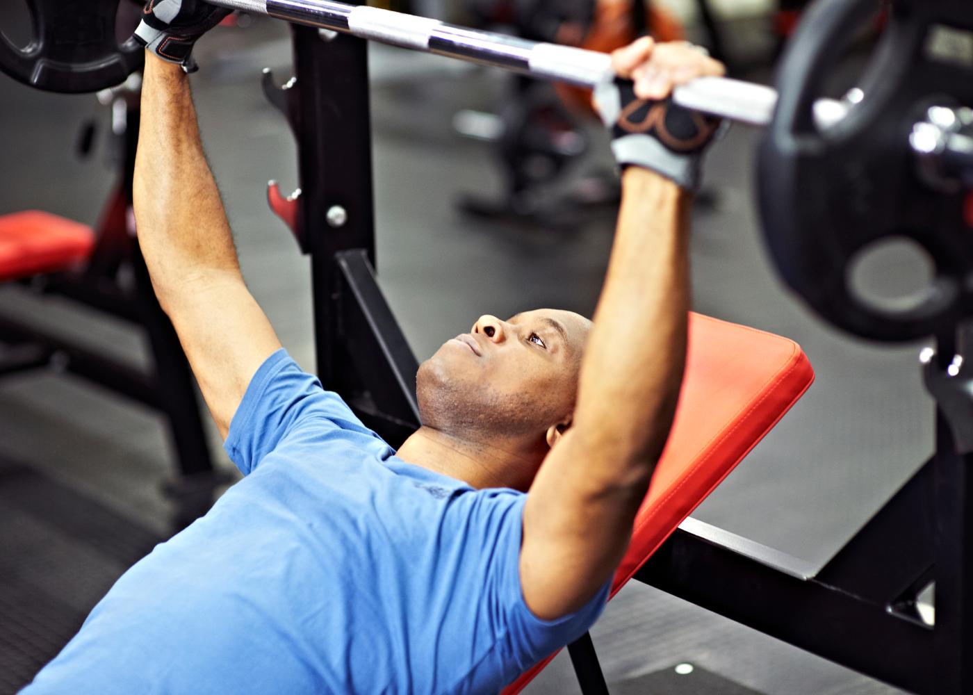 exercicios de musculacao bracos