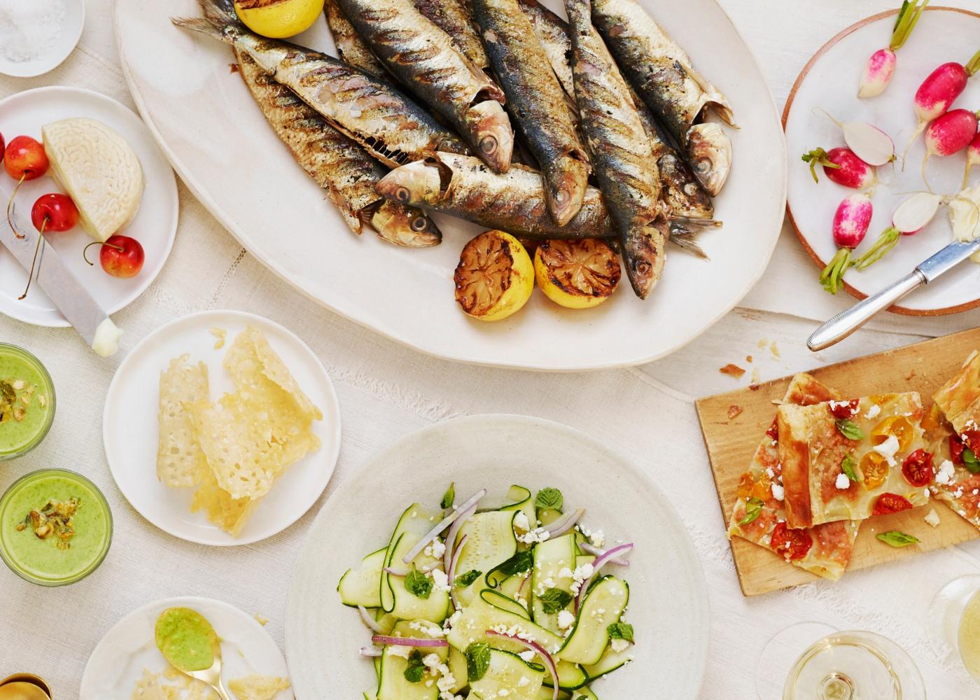 Alimentos ricos em vitamina B12: sardinhas