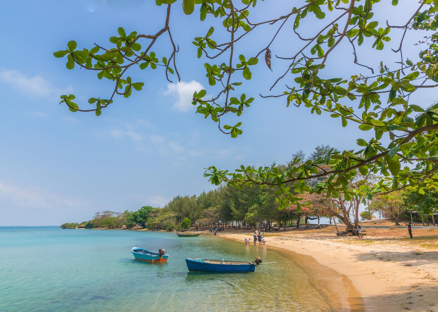 destinos paradisiacos baratos ilha do sal