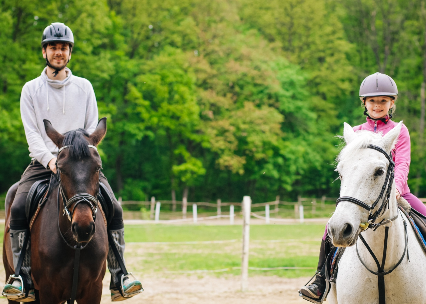 Ideias para o Dia do Pai: passeio a cavalo