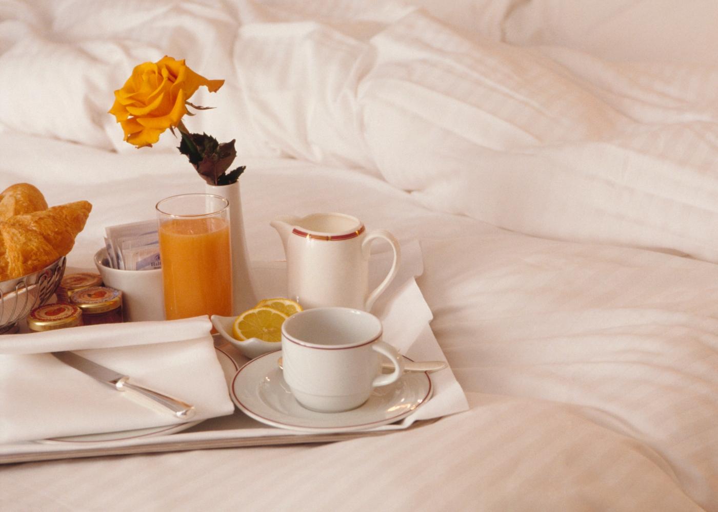 Ideias para o Dia do Pai: pequeno-almoço na cama