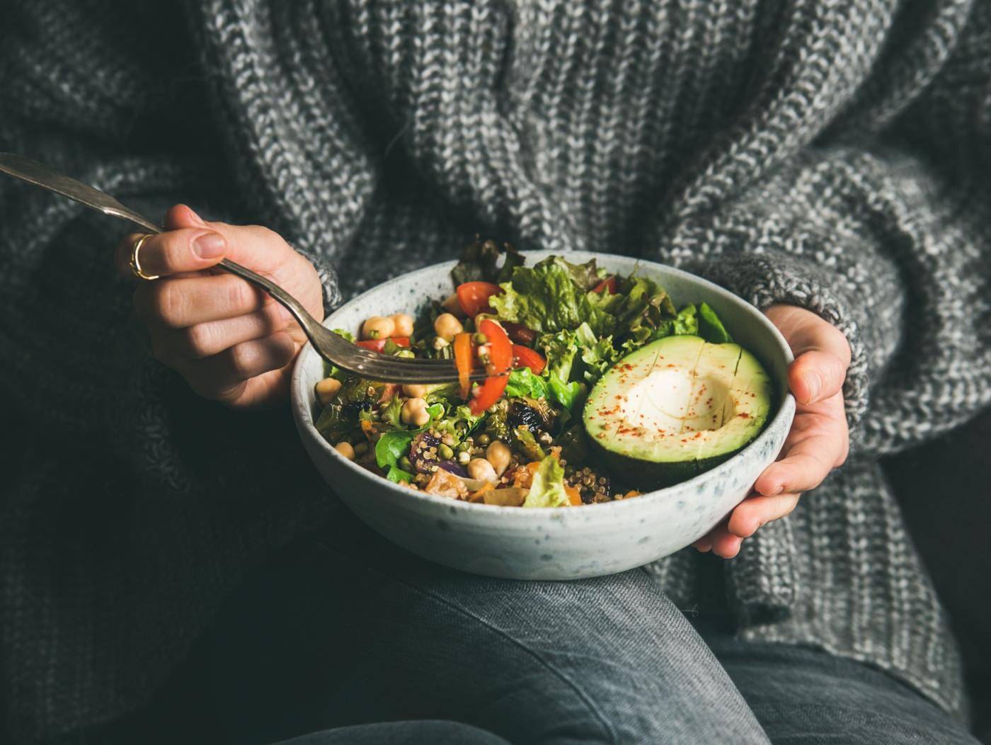 Alimentos para perder barriga:abacate