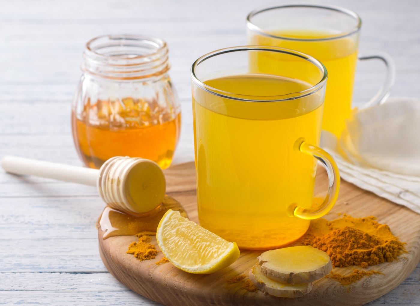 Chá de curcuma: o segredo da Ásia