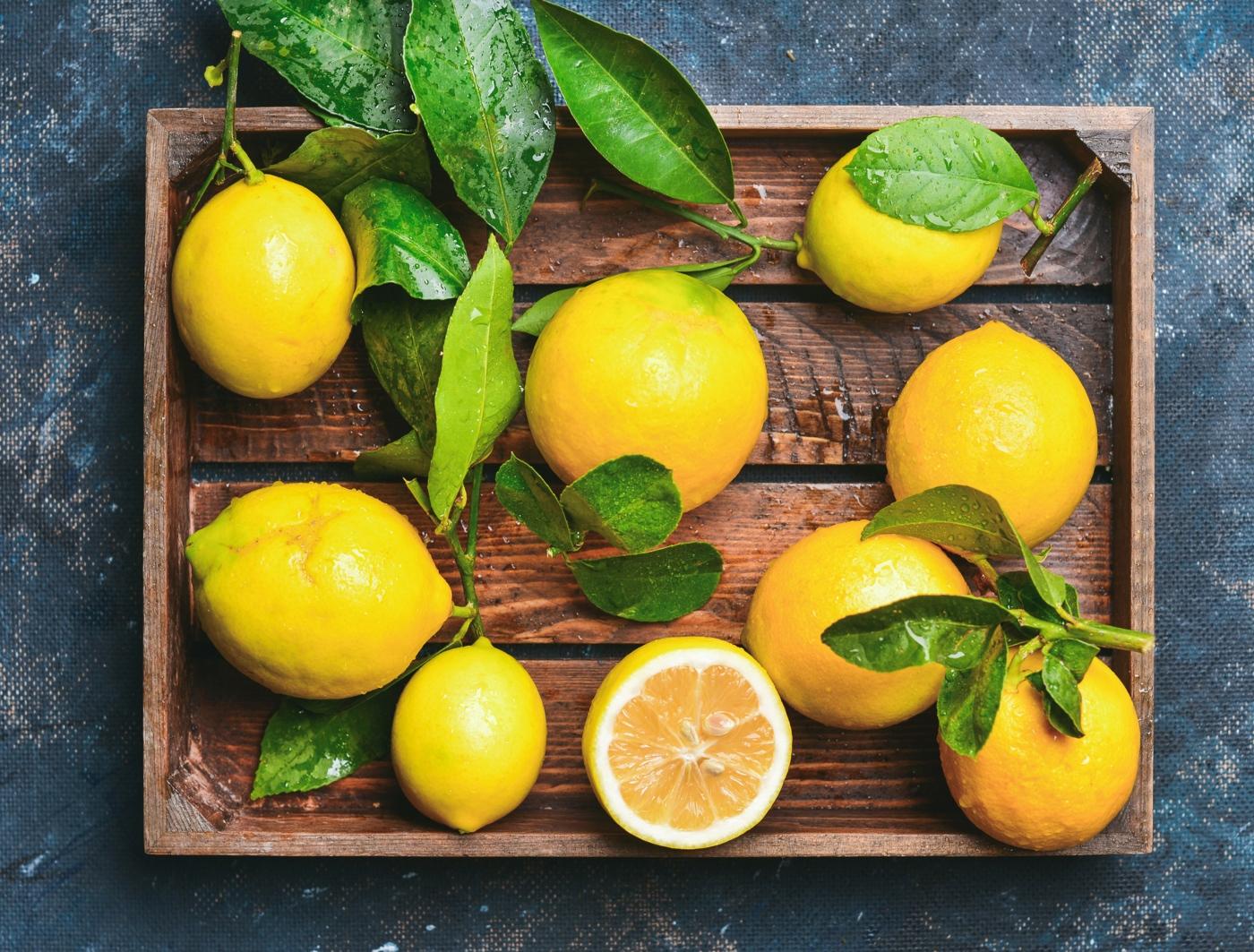Alimentos que reduzem o risco de cancro: citrinos
