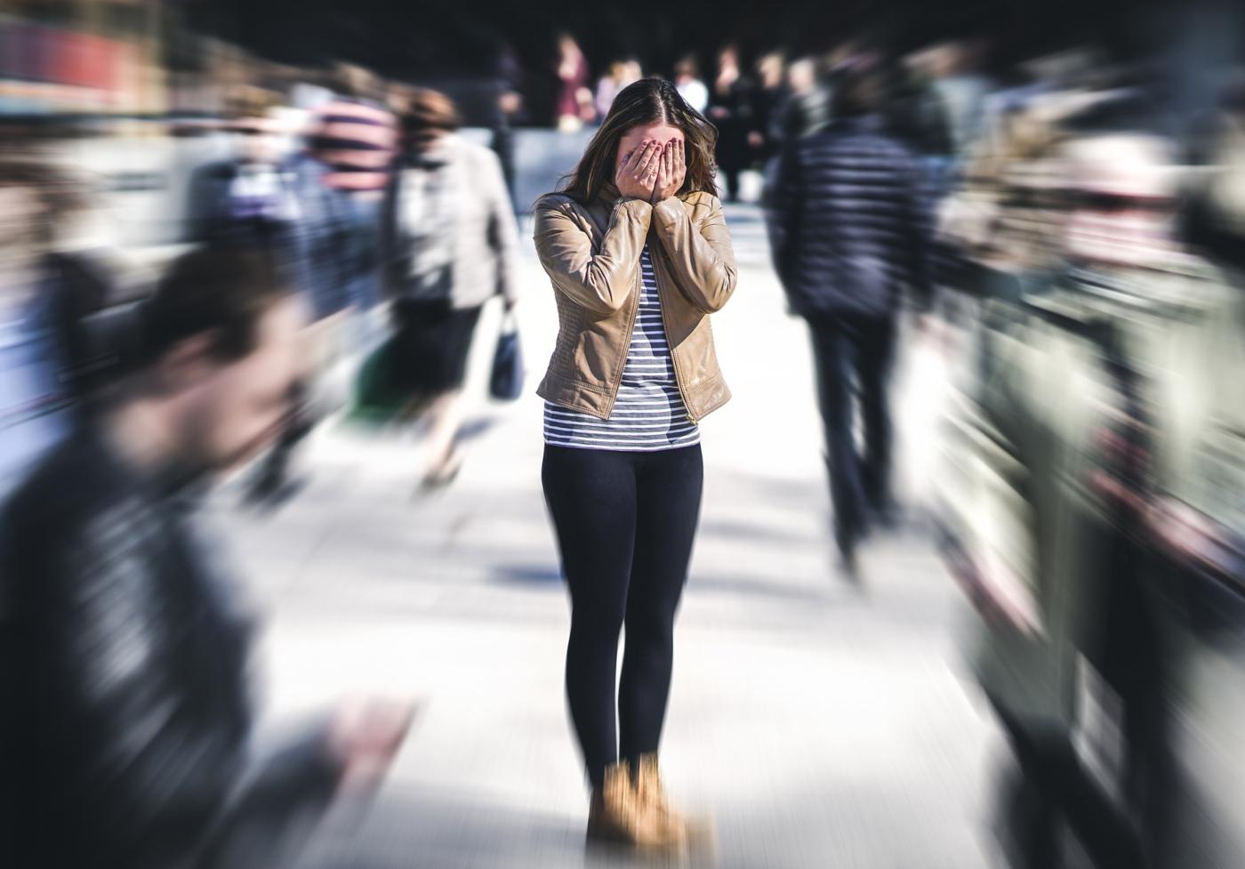 Sinais de depressão: irritabilidade