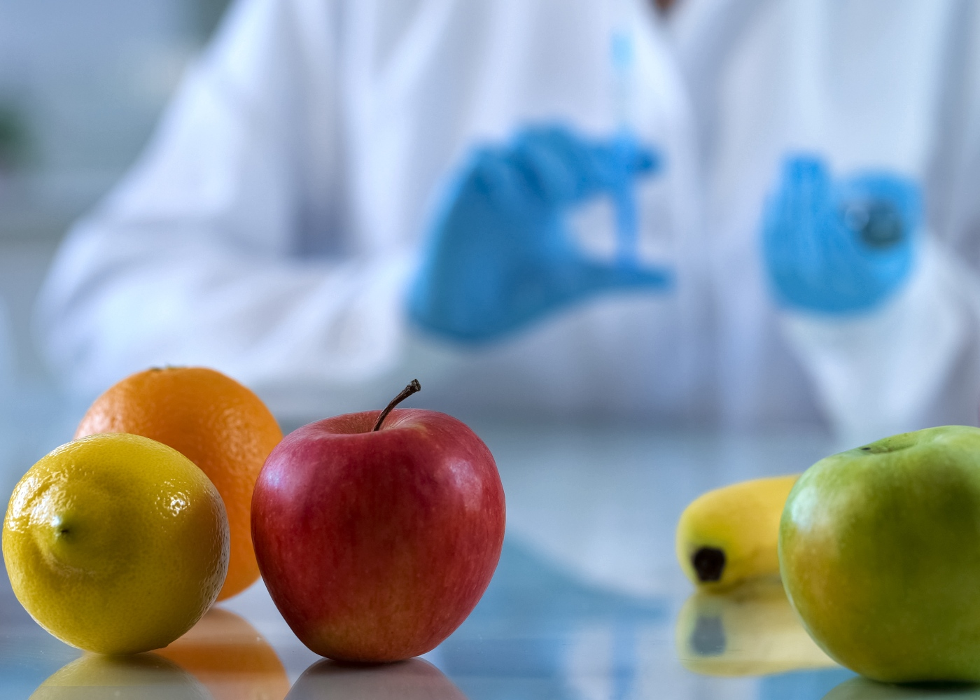 Alimentos modificados geneticamente: exemplos de frutas e legumes