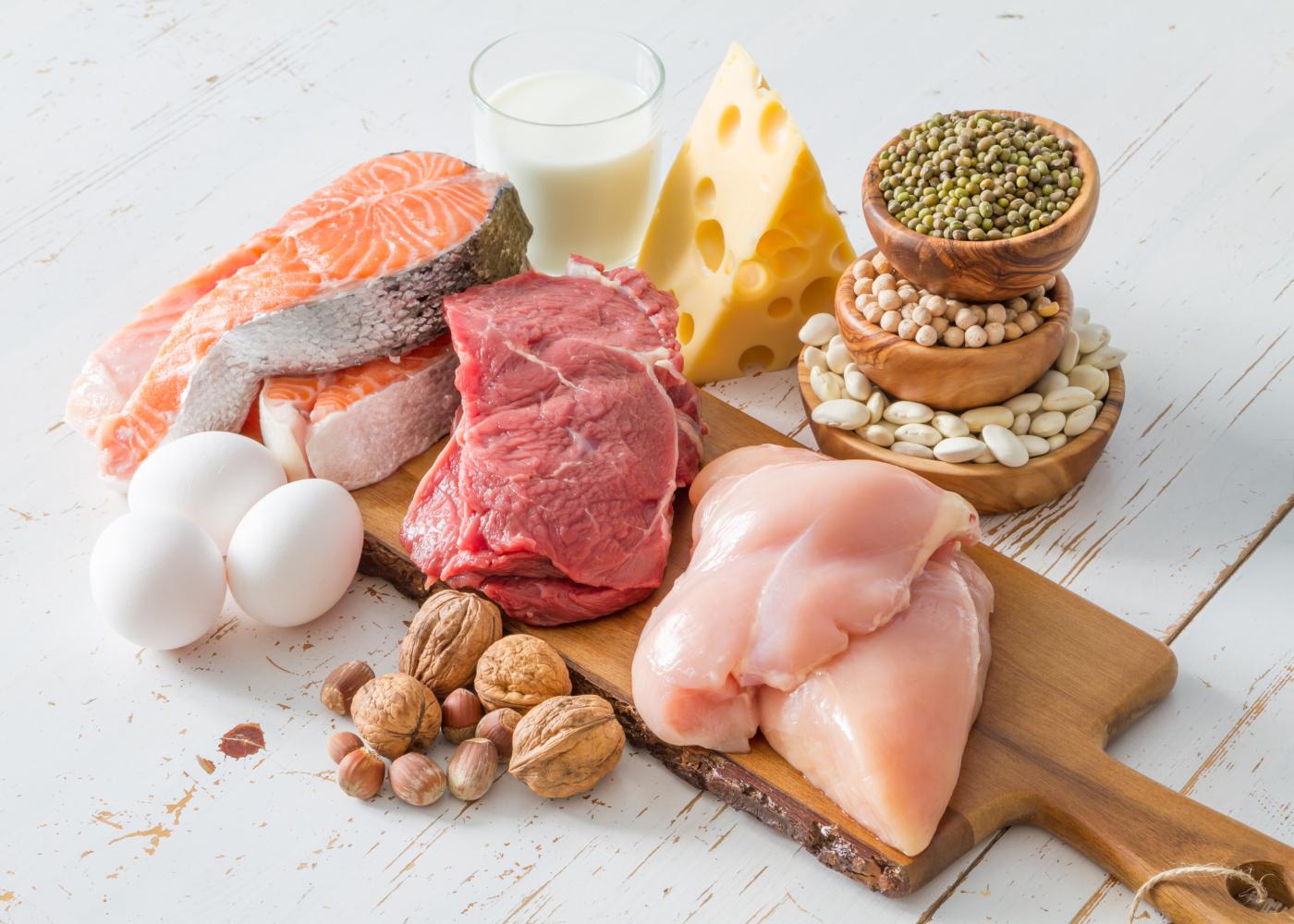Qual a quantidade de proteína diária que devo ingerir?