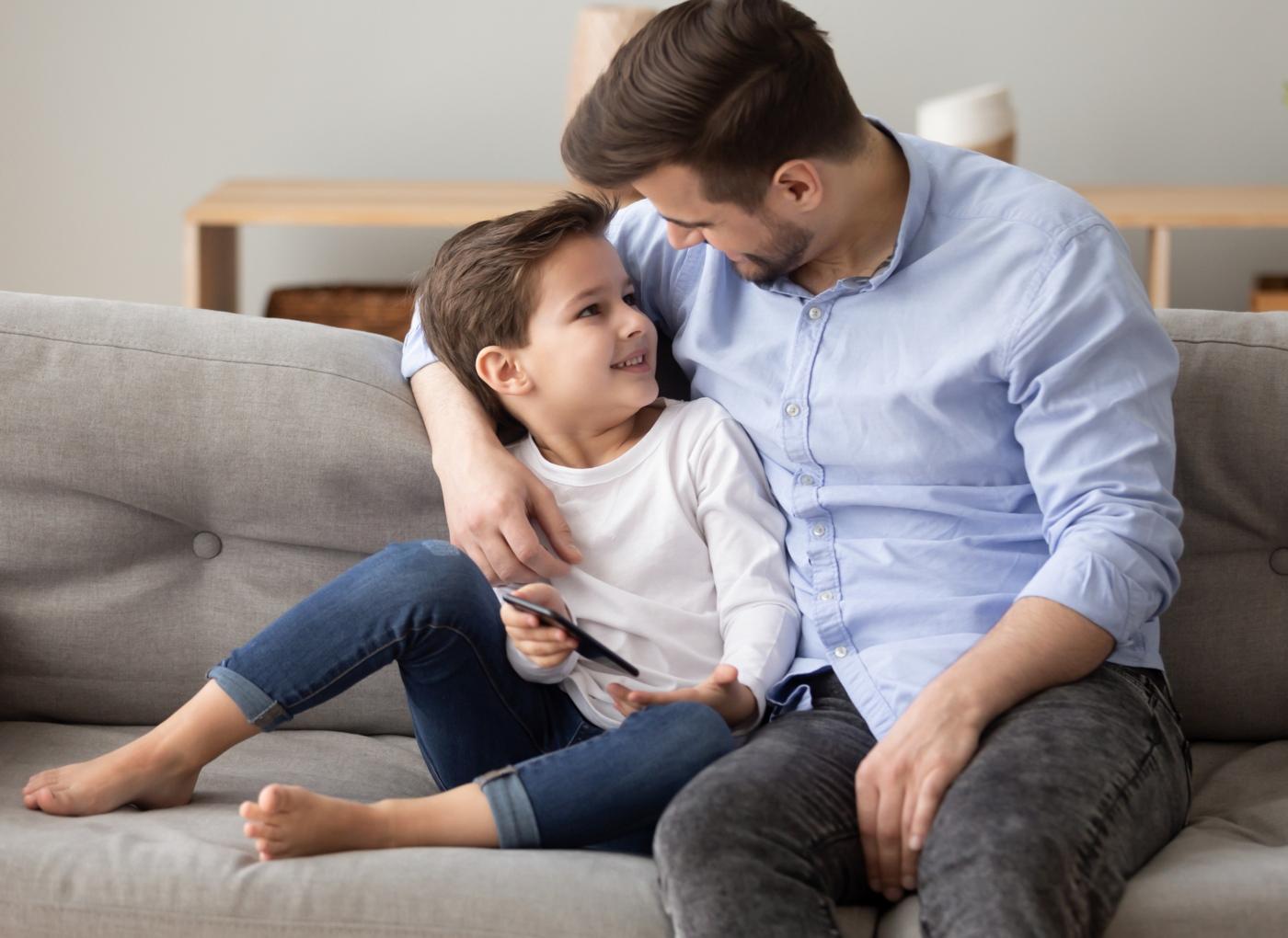 A importância do diálogo entre pais e filhos
