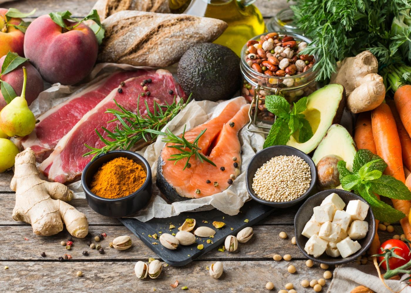 Dietas para perder peso rapidamente: dieta paleo